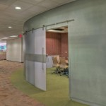 Main Conference Room & Heat Molded Curved Doors