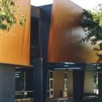 SCC West Entrance