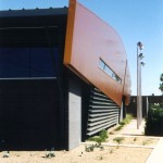 Exterior Facade & Z- Purlin Louvers