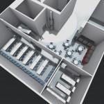 Break Area / Assembly & Lockers
