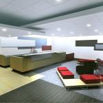 Building 805 Lobby Remodel
