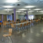 Open Dinning Hall